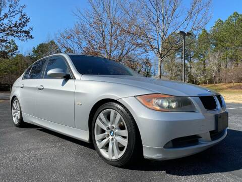 2007 BMW 3 Series for sale at Top Notch Luxury Motors in Decatur GA