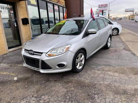 2013 Ford Focus for sale at JBA Auto Sales Inc in Stone Park IL