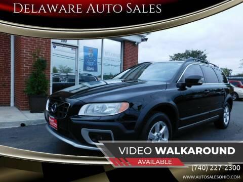 2012 Volvo XC70 for sale at Delaware Auto Sales in Delaware OH