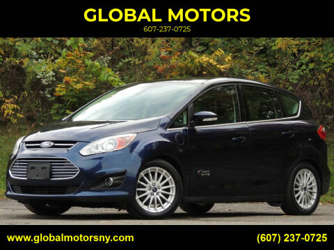 2016 Ford C-MAX Energi for sale at GLOBAL MOTORS in Binghamton NY