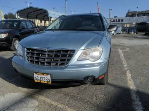 2008 Chrysler Pacifica for sale at Best Deal Auto Sales in Stockton CA