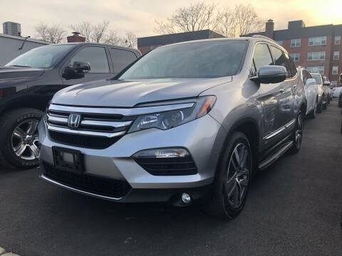 2016 Honda Pilot for sale at OFIER AUTO SALES in Freeport NY