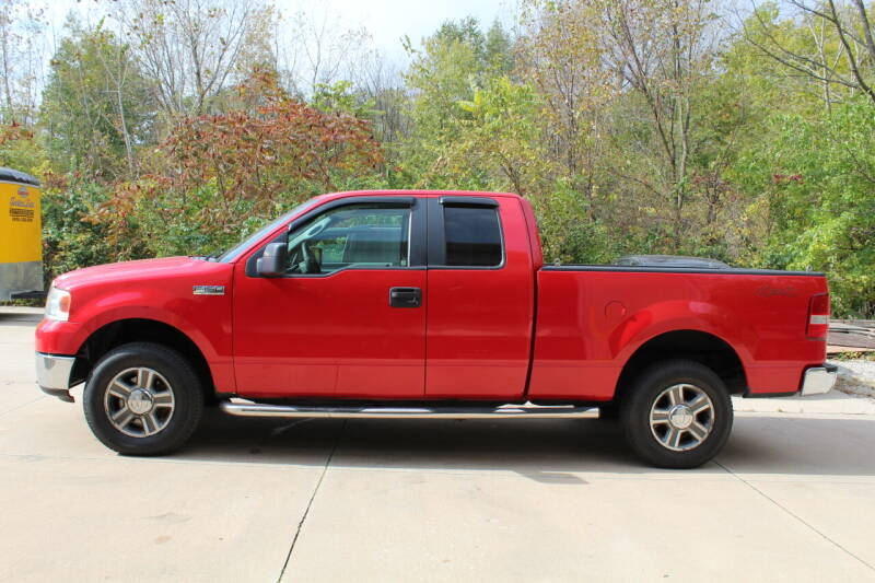2008 Ford F-150 for sale at CHIPPERS LUXURY AUTO, INC in Shorewood IL