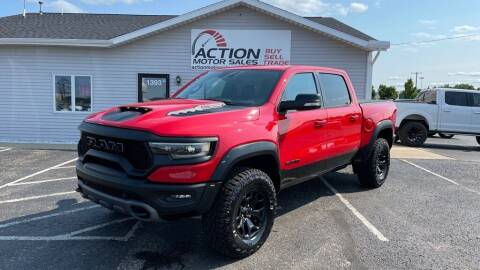 2021 RAM Ram Pickup 1500 for sale at Action Motor Sales in Gaylord MI