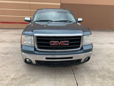 2010 GMC Sierra 1500 for sale at ALL STAR MOTORS INC in Houston TX