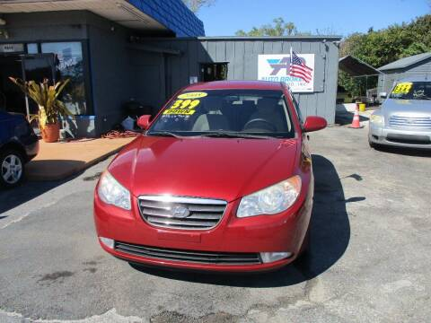 2008 Hyundai Elantra for sale at AUTO BROKERS OF ORLANDO in Orlando FL