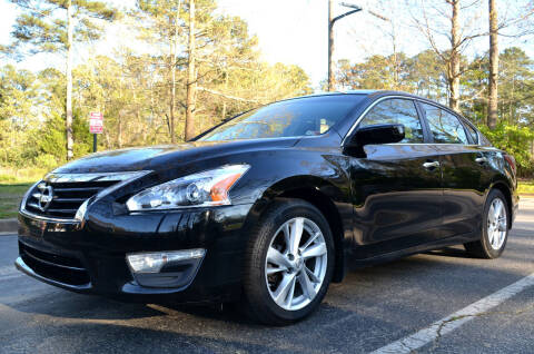 2013 Nissan Altima for sale at Wheel Deal Auto Sales LLC in Norfolk VA