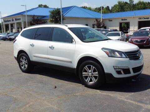 2017 Chevrolet Traverse for sale at Auto Finance of Raleigh in Raleigh NC
