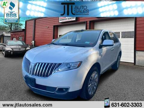 2011 Lincoln MKX for sale at JTL Auto Inc in Selden NY
