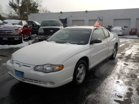 2001 Chevrolet Monte Carlo for sale at United Auto Land in Woodbury NJ