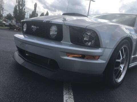 2006 Ford Mustang for sale at Southern Auto Solutions - Lou Sobh Honda in Marietta GA