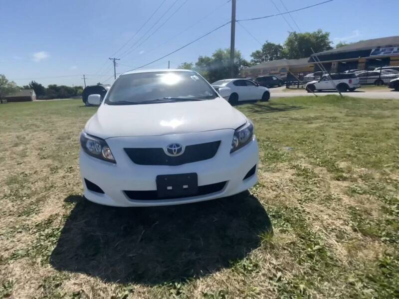 2010 Toyota Corolla for sale at N & A Metro Motors in Dallas TX