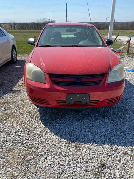 2007 Chevrolet Cobalt for sale at Bull's Eye Trading in Bethany MO