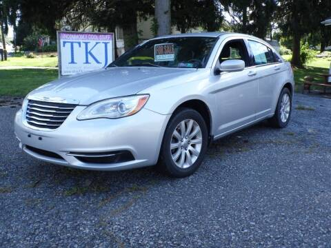 2011 Chrysler 200 for sale at Recovery Team USA in Slatington PA