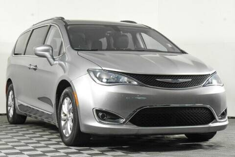 2019 Chrysler Pacifica for sale at Washington Auto Credit in Puyallup WA