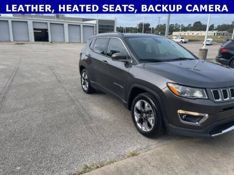 2020 Jeep Compass for sale at Stanley Ford Gilmer in Gilmer TX