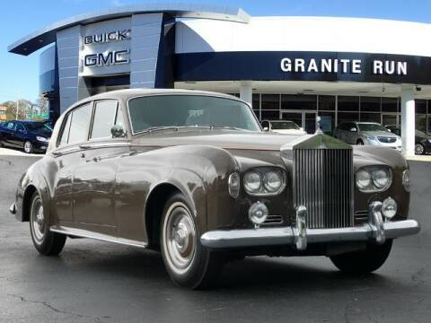 1965 Rolls-Royce Silver Cloud 2 for sale at GRANITE RUN PRE OWNED CAR AND TRUCK OUTLET in Media PA