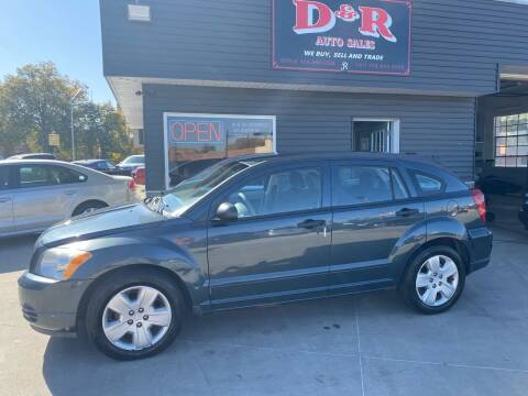 2007 Dodge Caliber for sale at D & R Auto Sales in South Sioux City NE