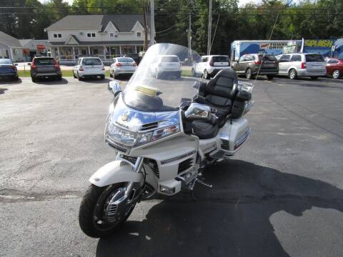 1999 Honda Goldwing for sale at Route 12 Auto Sales in Leominster MA