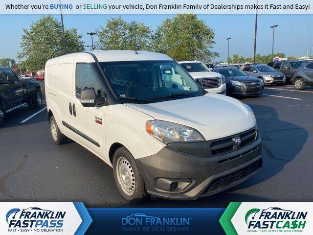 2016 RAM ProMaster City Cargo for sale in Columbia, KY