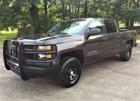 2014 Chevrolet Silverado 1500 for sale at Prime Autos in Vidor TX