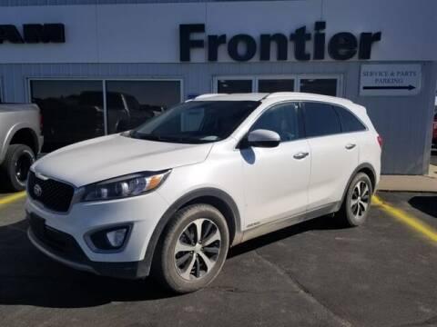 2016 Kia Sorento for sale at Frontier Motors Automotive, Inc. in Winner SD