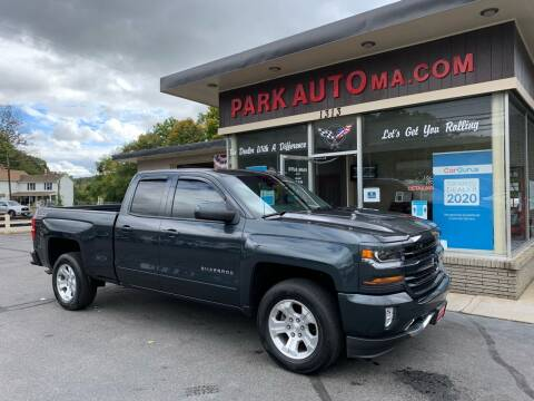 2017 Chevrolet Silverado 1500 for sale at Park Auto LLC in Palmer MA