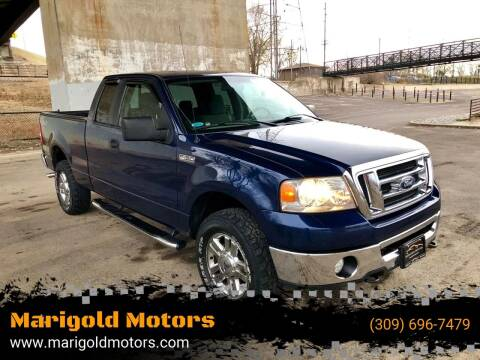 2007 Ford F-150 for sale at Marigold Motors, LLC in Pekin IL