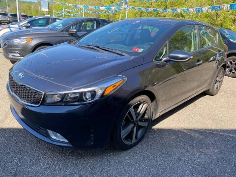 2017 Kia Forte5 for sale at Matt Jones Preowned Auto in Wheeling WV