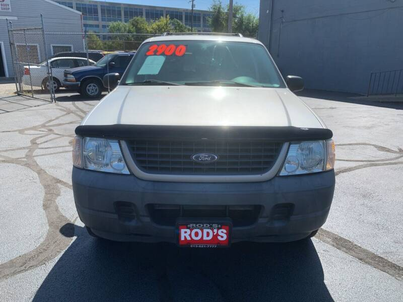 2003 Ford Explorer for sale at Rod's Automotive in Cincinnati OH