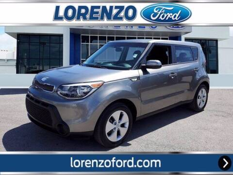 2014 Kia Soul for sale at Lorenzo Ford in Homestead FL