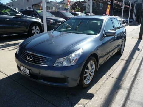 2009 Infiniti G37 Sedan for sale at CAR CENTER INC in Chicago IL