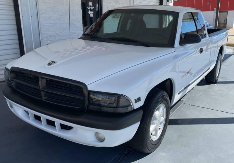 1997 Dodge Dakota for sale at Tiny Mite Auto Sales in Ocean Springs MS