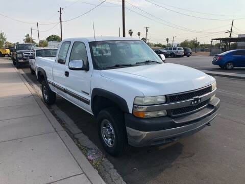 2001 Chevrolet Silverado 2500HD for sale at Valley Auto Center in Phoenix AZ