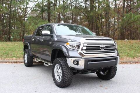 2018 Toyota Tundra for sale at El Patron Trucks in Norcross GA