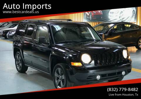 2014 Jeep Patriot for sale at Auto Imports in Houston TX