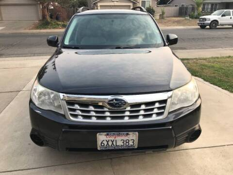 2013 Subaru Forester for sale at Auto Outlet Sac LLC in Sacramento CA