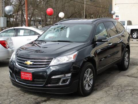 2015 Chevrolet Traverse for sale at Bill Leggett Automotive, Inc. in Columbus OH