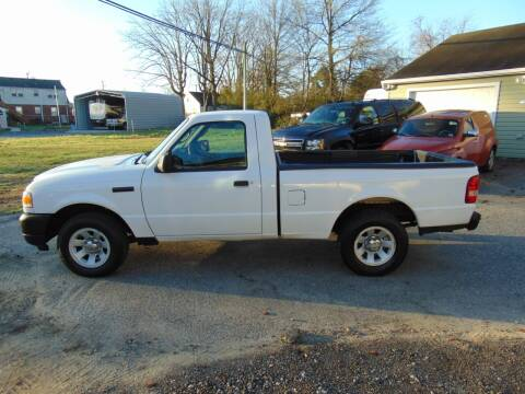 2009 Ford Ranger for sale at CR Garland Auto Sales in Fredericksburg VA