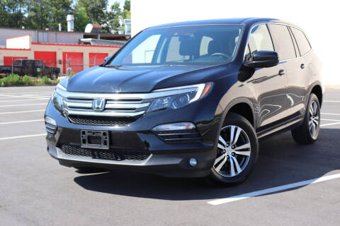2018 Honda Pilot for sale at Auto Guia in Chamblee GA