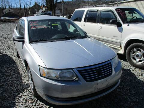 2005 Saturn Ion for sale at FERNWOOD AUTO SALES in Nicholson PA