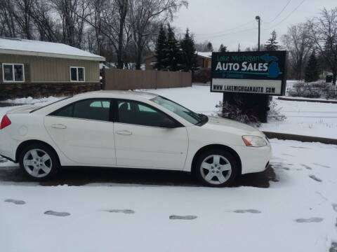 2007 Pontiac G6 for sale at Lake Michigan Auto Sales & Detailing in Allendale MI