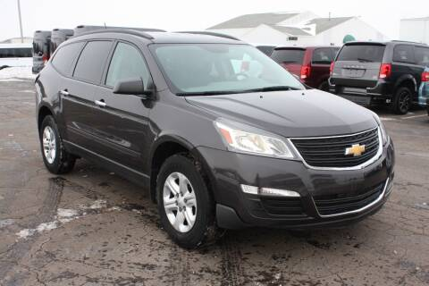 2015 Chevrolet Traverse for sale at LJ Motors in Jackson MI