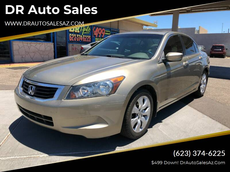 2009 Honda Accord for sale at DR Auto Sales in Glendale AZ