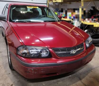2005 Chevrolet Impala for sale at Wisdom Auto Group in Calumet Park IL