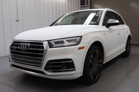 2018 Audi SQ5 for sale at JOE BULLARD USED CARS in Mobile AL