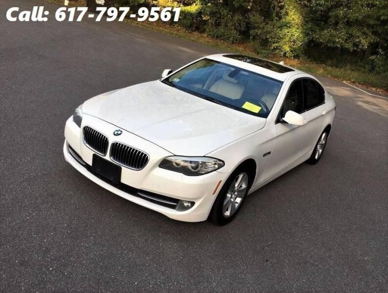 2011 BMW 5 Series 528i 4dr Sedan - Acton MA