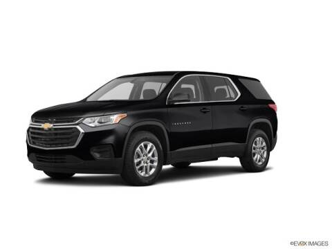 2021 Chevrolet Traverse for sale at Cole Chevy Pre-Owned in Bluefield WV