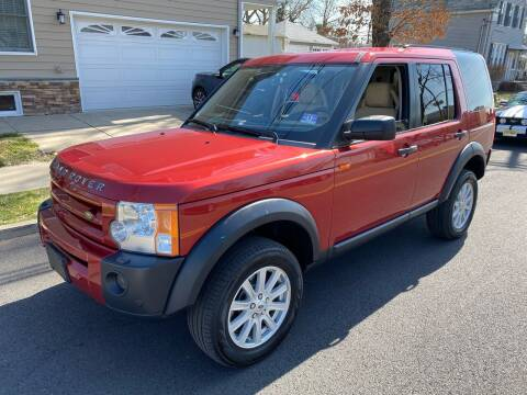2008 Land Rover LR3 for sale at Jordan Auto Group in Paterson NJ