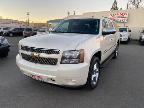 2011 Chevrolet Suburban for sale at Adams Auto Sales in Sacramento CA